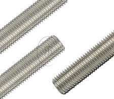 Threaded Bar Studding Threaded BAR / A2 STAINLESS STEEL -Size M6 X 1200mm or 1.2