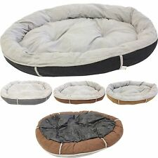 """Extra Large 50"""" 57"""" Dog Bed Pet Cat Soft Mat Puppy House Warm Pad Cozy Nest New"""