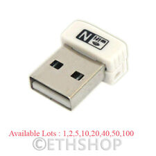 Mini USB 150Mbps Wifi Wireless 802.11 B G N LAN Network Modem Dongle Adapter
