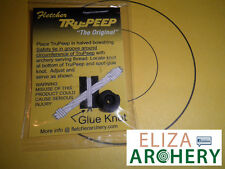 Archery Jim Fletcher TRU Peep Sight for Compound