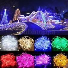 AA Battery Mini 10/20/30/40 LEDs Cool/Warm White Christmas String Fairy Lights