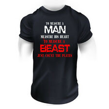 MMA bodybuilding UFC Cage Fighting Short Sleeve T Shirt Top Training sport 1