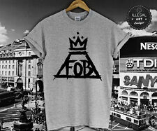 FALL OUT BOY TSHIRT TOUR MUSIC INDIE PATRICK STUMP ROCK N ROLL JOE CENTURIES NEW