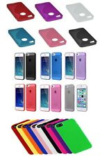 Slim TPU S-Shape Silicone Gel Rubber Soft Skin Case Cover For iPhone 4/4S