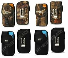 "iPhone 6 Plus 5.5"" Heavy Duty Rugged w/Metal Belt Clip Holster FOR Otterbox Case"