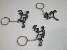 Naughty Adult Keychain Moveable Dirty Erotic Sex Key Chain Nude Couple Positions