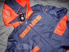 NIKE CHICAGO BEARS FOOTBALL THERMA FIT HOODIE SIZE M S MEN NWT $$$$