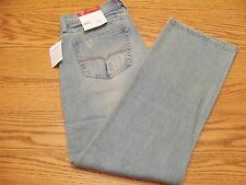 NWT MEN'S GUESS JEANS Multiple Sizes Relaxed Straight Rowland Fit Distressed $79
