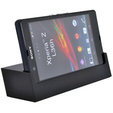 DK26 Desktop Dock Sync Cradle Charger Phone Charging For Sony Xperia Z L36H C660