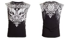 Xtreme Couture AFFLICTION Men T-Shirt SLEEVELESS Fight Biker Gym UFC S-4XL $40 b