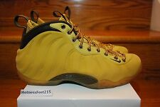 NIKE FOAMPOSITE ONE PRM WHEAT HAYSTACK TIMBERLAND 575420-700 GS & MENS Sz: 4y-13