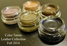 MAYBELLINE COLOR TATTOO 24HR EYESHADOW LEATHER COLLECTION SELECT SHADE FROM MENU