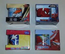 DISNEY PLANES 1 or 2 / MICKY MOUSE / MARVEL SPIDERMAN Porcelain Mug NEW & Boxed