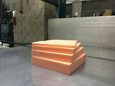 upholstery foam cushions / seat pads. select any size / depth cut to size PINK