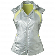 Ep Pro Ladies Shine Hooded Zip Vest
