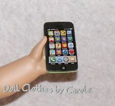 """Smart Phone - Cell Sized for 15-18"""" Dolls - American Girl - Kidz n Cats"""