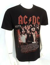 AC/DC–Highway To Hell-One Sided Image–Basic Cotton T-shirt 2014 Leidersplein
