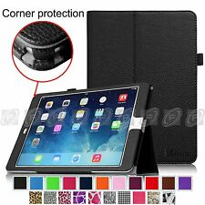 Fintie Slim Fit Folio Stand Cover Leather Case for Apple iPad Air 2 /iPad 6 2014