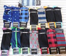 JOE BOXER Mens Crew Socks ~ Size 7-12 - 16 Colors to choose from