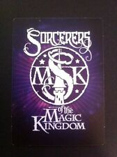 Disney Sorcerers Magic Kingdom - Base Pack Cards  - SOTMK #1-60