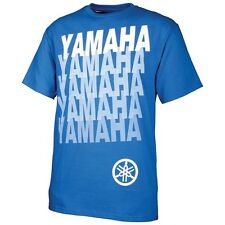NEW YAMAHA VELOCITY TEE BY ONE INDUSTRIES BLUE OR GRAY MEN'S S/S T-SHIRT $25.99!