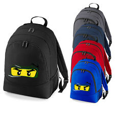 Lego Ninjago Bag School Work Backpack Rucksack Bag
