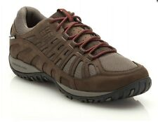 "NEW MENS COLUMBIA ""Peakfreak Enduro"" LEATHER OUTDRY ATHLETIC TRAIL RUNNING SHOES"