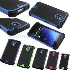 Matte Hard Hybrid Shockproof Silicone Case Cover for Samsung Galaxy Nexus i9250