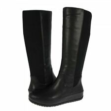 Fitflop, Dueboot, Black, Genuine Leather, Womens Boot, Size: UK 3 - 7