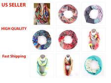 SPRING INFINITY LIGHTWEIGHT SCARF!! FOR ANY OCCASION !! US SELLER, SHIP FAST