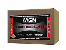 Muscle Gauge Nutrition Pure Whey Protein Isolate 25lbs