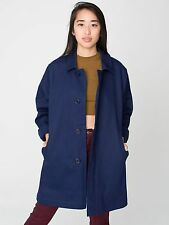 Women's Cotton Twill Car Coat By American Apparel  Save $77.00!!