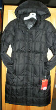 THE NORTH FACE WOMENS METROPOLIS DOWN PARKA-JACKET-A8P1- TNF BLACK -XS,S,M,L,XL