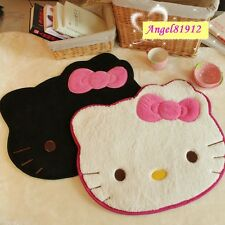 Hello kitty Head Living & Kid's Bedroom Door Mat Carpet Bathroom non-slip mats