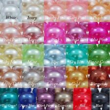 7mm Flat Back Pearl Rhinestone Embellishment