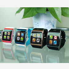 "1.55""U8 Pro LED Capacitive Touch Screen Bluetooth Smart Watch For Android iPhone"