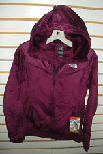 THE NORTH FACE WOMENS OSO HOODIE FLEECE JACKET-#C660-PARLOUR PURPLE-S,M,L,XL-NEW