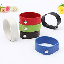 32GB USB 2.0 Retro Colorful Leather Wrist Band Flash Memory Stick Drive Storage