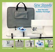 BABYLOCK Sew Steady Pieceful Extension Table Package CustomBuilt to fit BABYLOCK