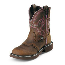 Justin Ladies Gypsy Aged Bark Boots L9903