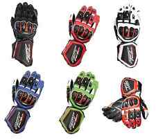Rst Tractech Evo Leather Motorcycle Motorbike Gloves