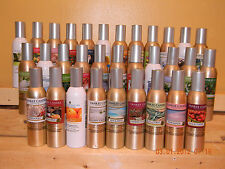 Yankee Candle Assorted Odor Eliminating Concentrated Room Sprays. You Choose!!!!