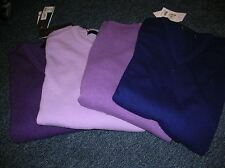 BNWT Mens Hawick lambswool Crew neck jumpers. Various sizes/colours. NEW FREE PP