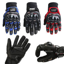Pro-biker Full Finger Motorcycle Riding Racing Cycling Sport Gloves L/XL