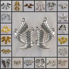 Ed0236-Nd5032 Wholesale Tibetan Silver/Antiqued bronze costume charms