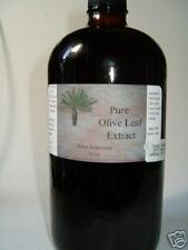 4 OUNCES PURE OLIVE LEAF EXTRACT LIQUID  FOR COLDS, FLU