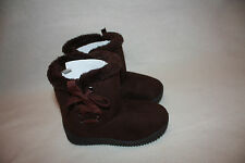 Girls Casual Winter Shoes christmas Children kids  ugg Boots brown infant sizes