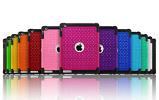 Luxurious Sparkly Studded Bling Diamond Hybrid Case Cover For Apple iPad 2 3 4