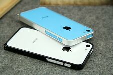 Metal Bumper Frame Case Cover Skin for iPhone 5C