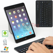 Universal Wireless Bluetooth Keyboard For iPad Samsung Tab 4 Android IOS Windows